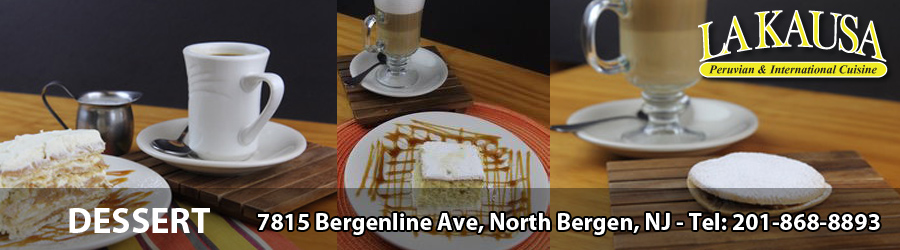La Kausa Restaurant. 7815 Bergenline Ave. North Bergen, NJ 07047. Tel: (201)-868-8893