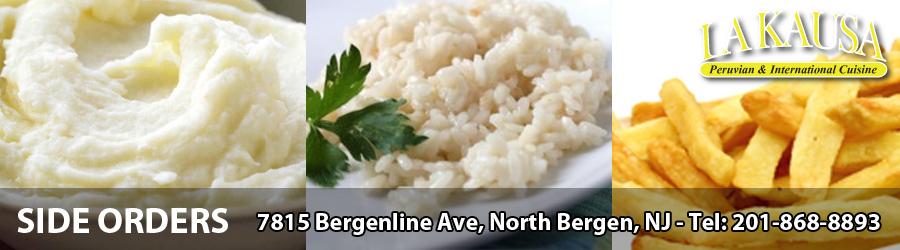 La Kausa Restaurant 7815 Bergenline Ave. North Bergen, NJ 07047. Tel: (201)-868-8893